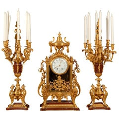 Garniture set