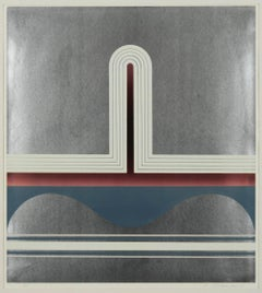 Untitled (Silver Suite 1)