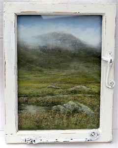 From the Corrie original  landscape  painting Contemporary Art 21st Century