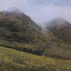 Glencoe - original landscape contemporary 21st century painting