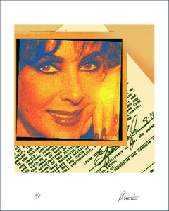 Elizabeth Taylor Krupp and Release (for other editions and sizes see below)