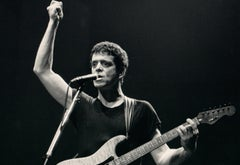 Lou Reed at Beacon Theatre Vintage Original Photograph