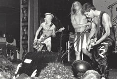 Red Hot Chili Peppers Performing at The Ritz Vintage Original Photograph