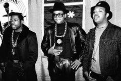 Run DMC at the New York Music Awards Vintage Original Photograph