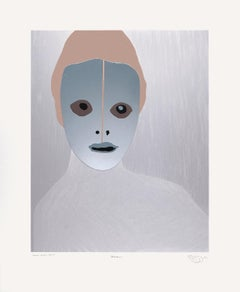 Gran, 2004, Screenprint, British Art