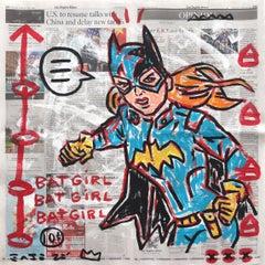 Batgirl's Resume