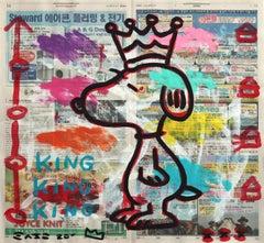 Celebrate King Snoopy