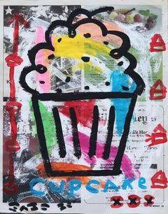 Color Wild Cupcake