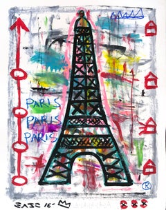 Eiffel Party in Paris