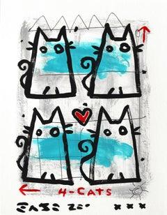 Four Fabulous Felines