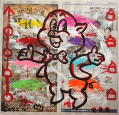 Gary John Abstract Paintings
