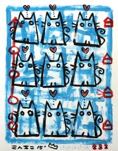 Kitten Tribes