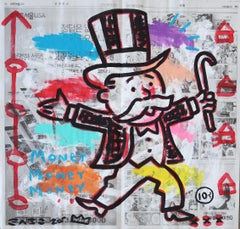Monopoly Money Man