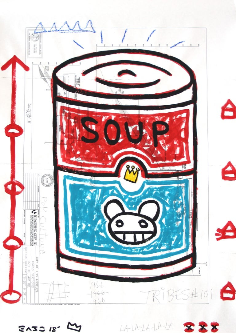 Mouse Soup Can