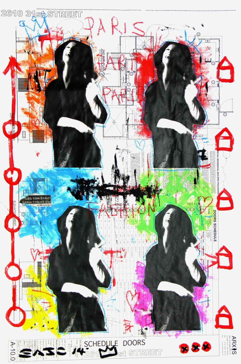 Los Angeles street artist Gary John exploded onto the international art scene first during Art Basel Miami in 2013. John's playfully bold work quickly gained attention and he was named one of 20 standout artists at the 2014 NY Affordable Art Fair.