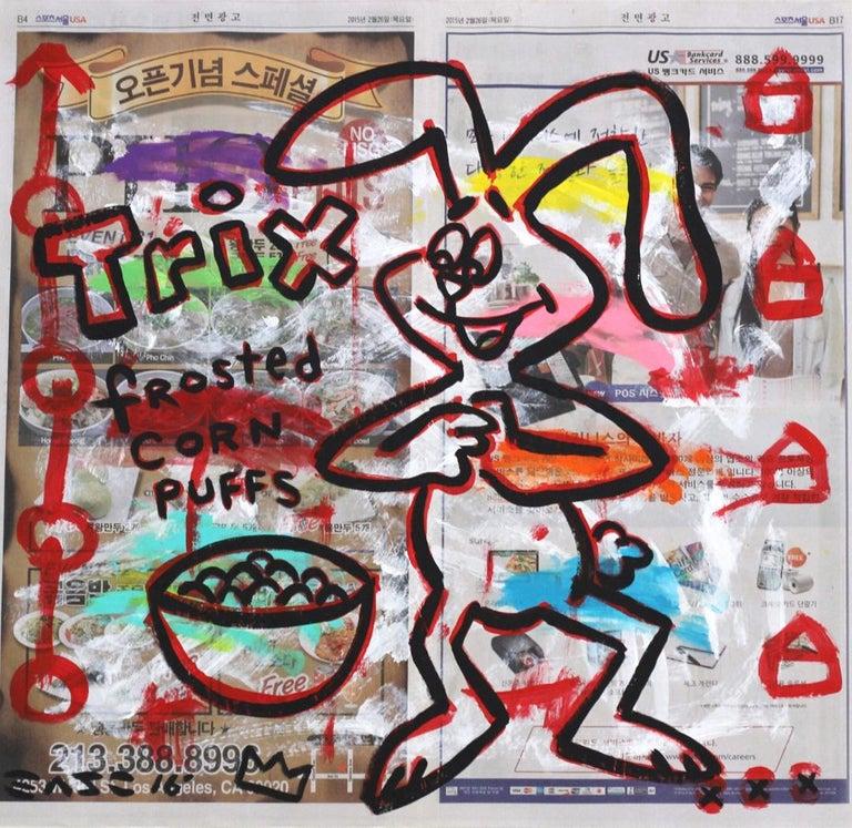 Rediscovered - Mixed Media Art by Gary John