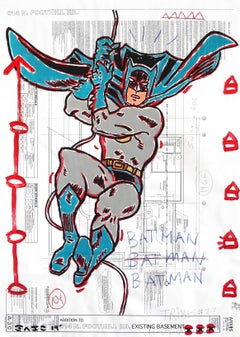 Swinging Batman