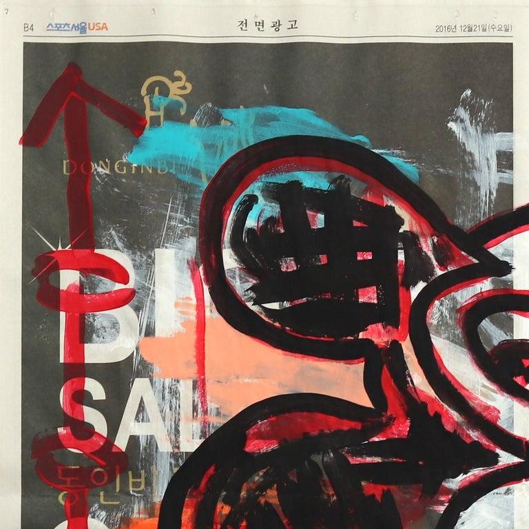 Toxic - Street Art Mixed Media Art by Gary John