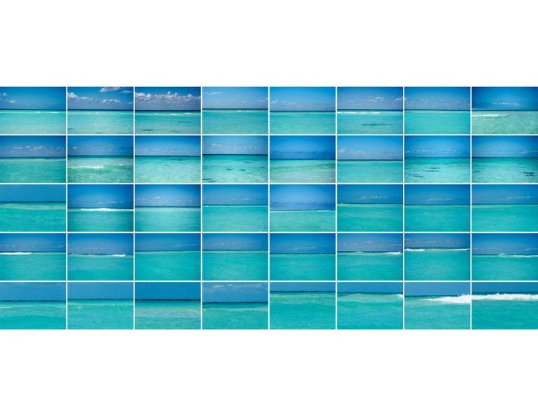 Blue Horizons - Print by Gary Mankus