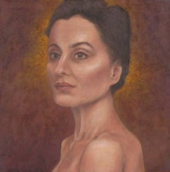 Oil on Canvas Portrait  -- In Barcelona
