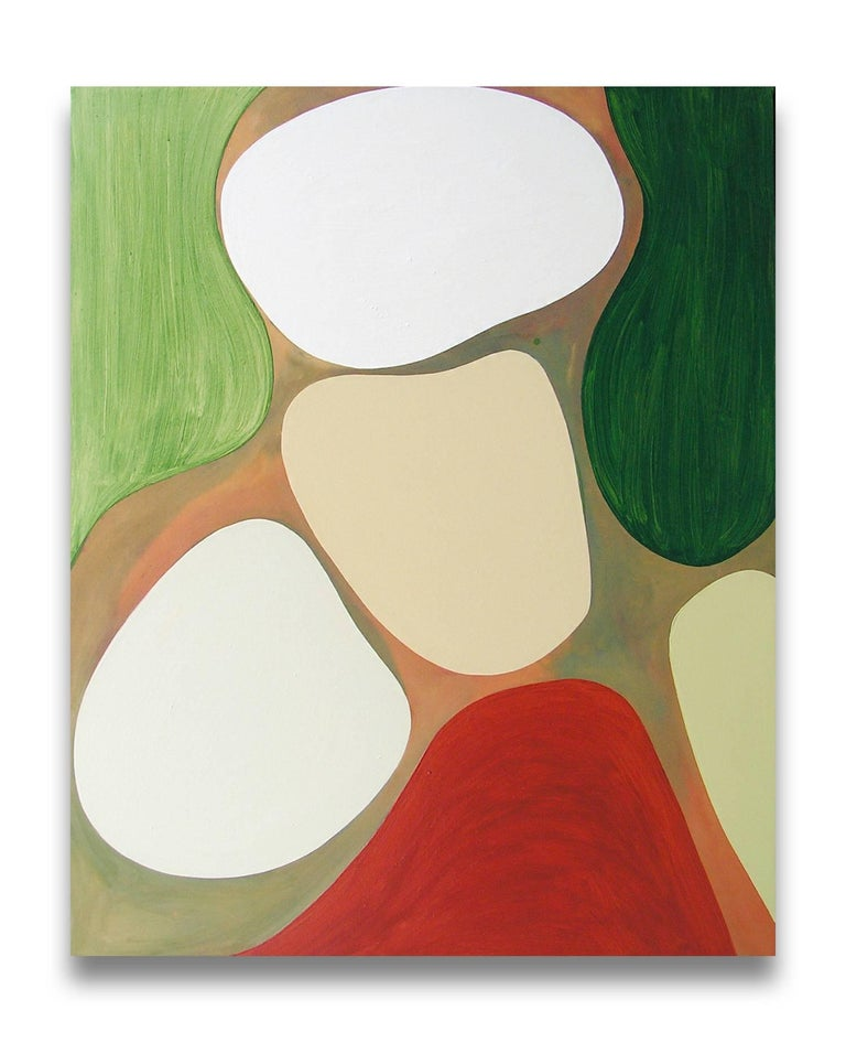 Gary Paller Abstract Painting - 15 (2012)