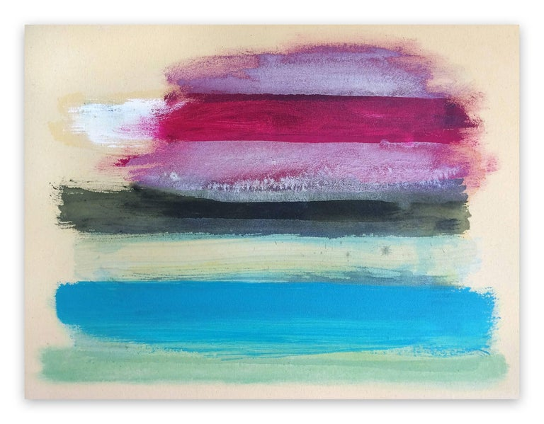 Gary Paller Abstract Painting - 47 (2016)