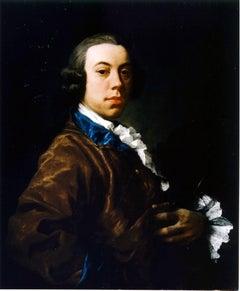 Portrait of Sir Thomas Saunders Sebright, 5th Bart