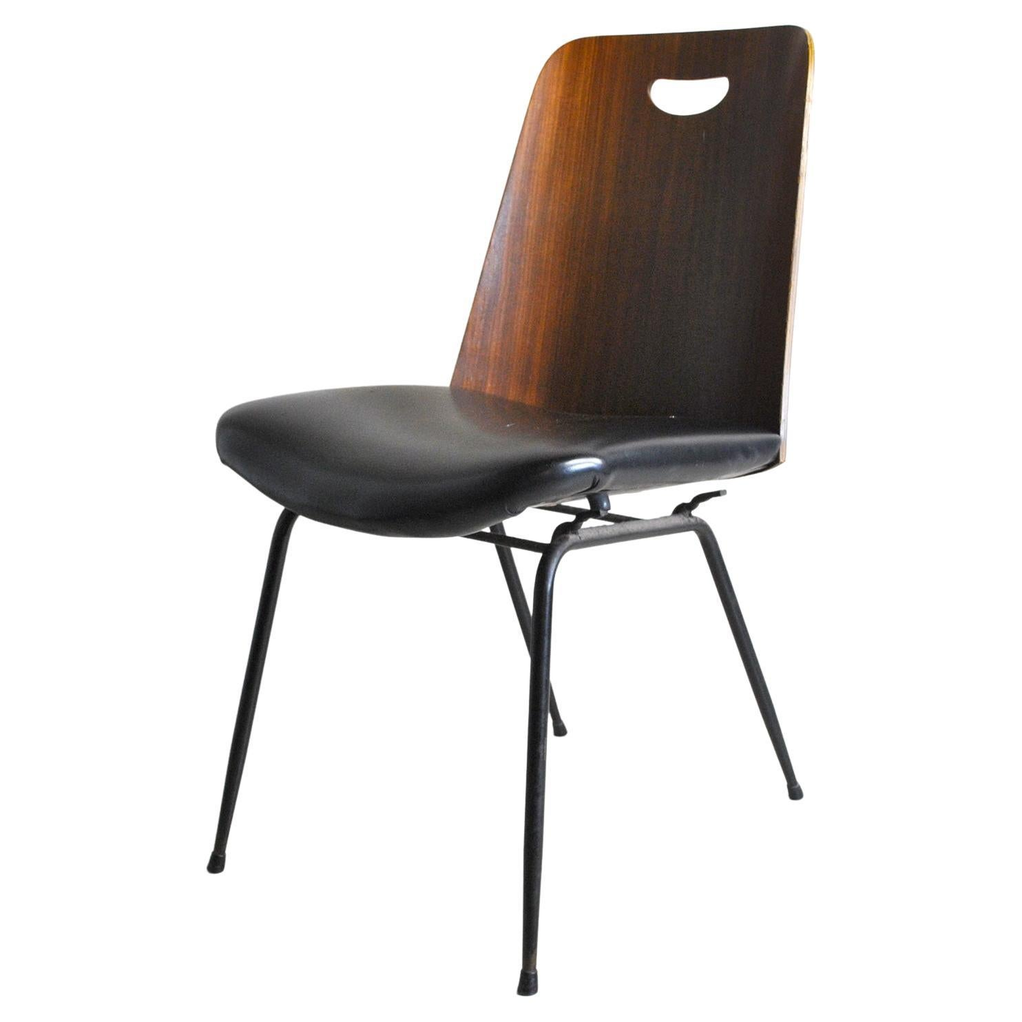 Gastone Rinaldi Chair for Rima from Mid Fifties