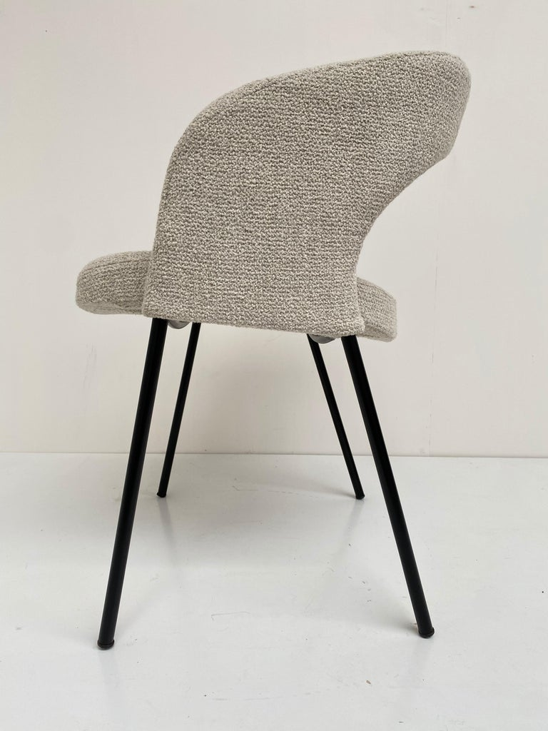 Gastone Rinaldi Dining Chairs from Hotel 'Abano Terme', 1960  with certificate For Sale 2