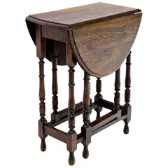 Gate-leg Table, 19th Century