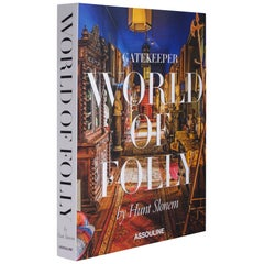 """Gatekeeper: World of Folly"" Book"