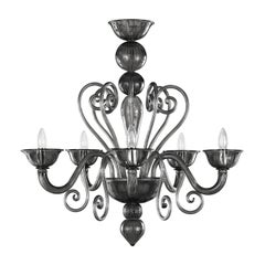 Gatsby Naked Five Lights Chandelier