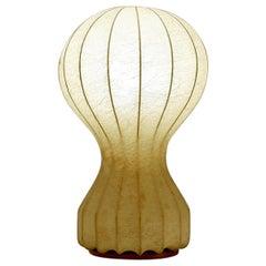 """""""Gatto"""" Italian Cocoon Table Lamp by Achille & Pier Giacomo Castiglioni for Flos"""