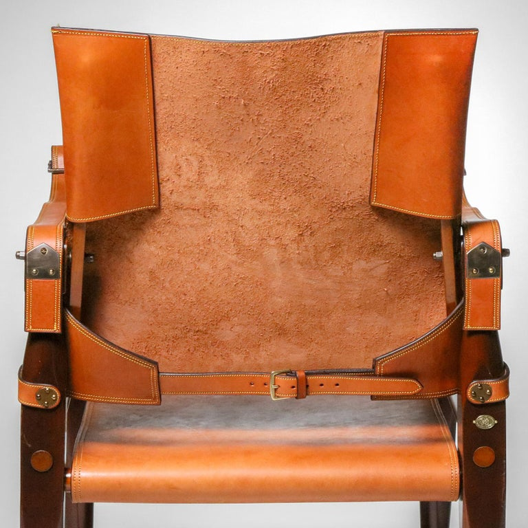 Contemporary Gaucho Field Chair For Sale