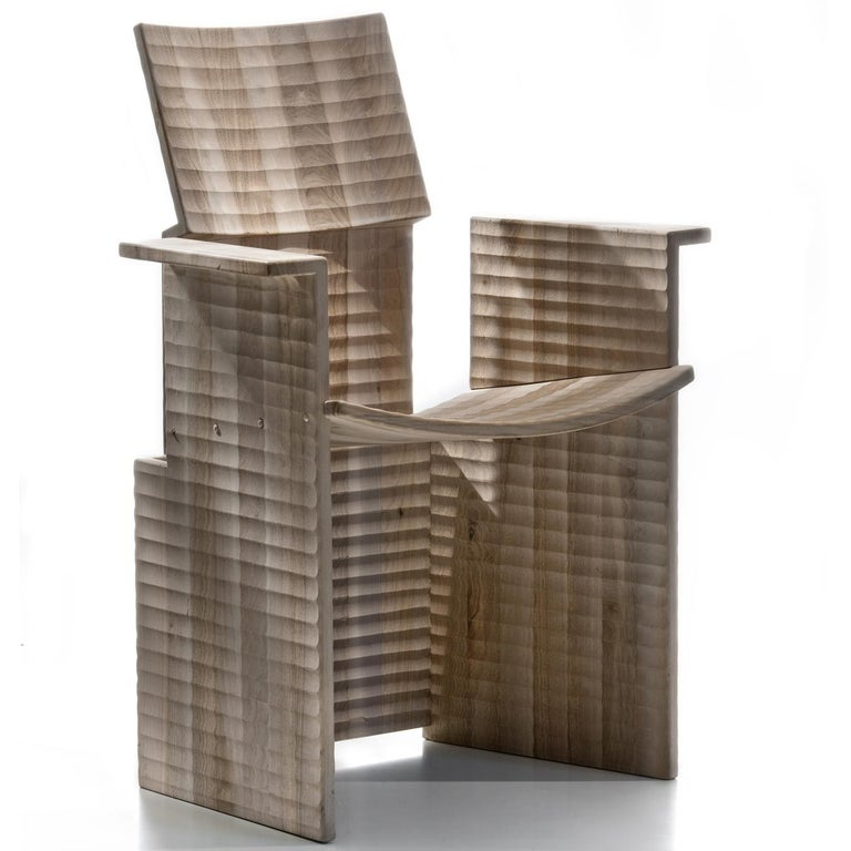 Italian Gaudenzio Armchair For Sale