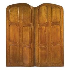 Gaudí Pair Of Doors From The Casa Batlló, Barcelona, Ca. 1906