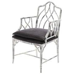 Gauguin White Armchair