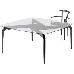 Gaulino Table, Glass