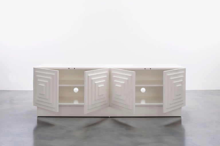 Modern Gaultier Media Credenza For Sale