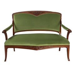 Gauthier & Poinsignon French Settee