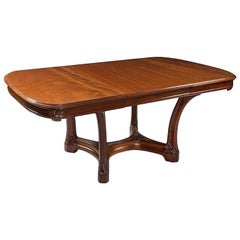 Camille Gauthier & Paul Poinsignon Mahogany Dining Suite