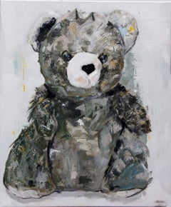Ted 2020, Painting, Oil on Canvas