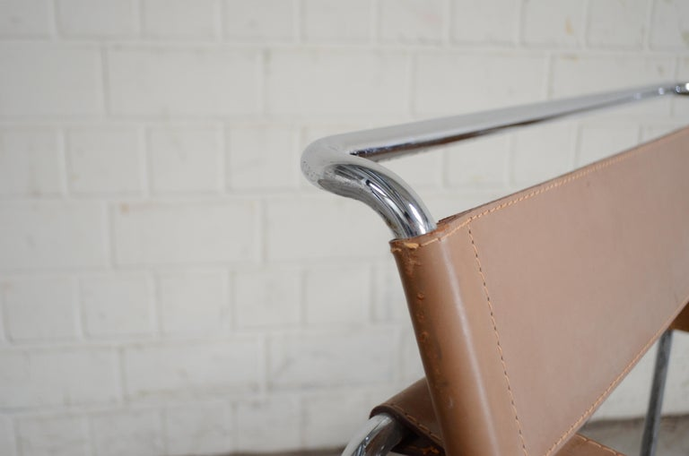 Gavina Wassily Chair by Marcel Breuer For Sale 6