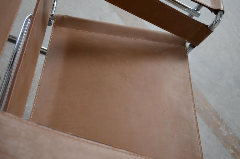 Gavina Wassily Chair by Marcel Breuer For Sale 2