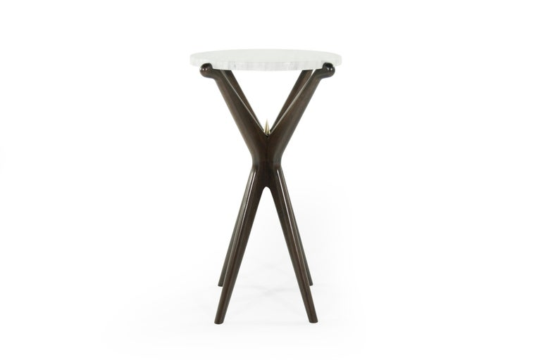 Mid-Century Modern Gazelle Collection Cigar Table For Sale