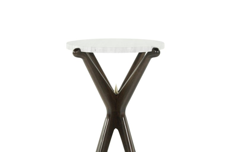 American Gazelle Collection Cigar Table For Sale