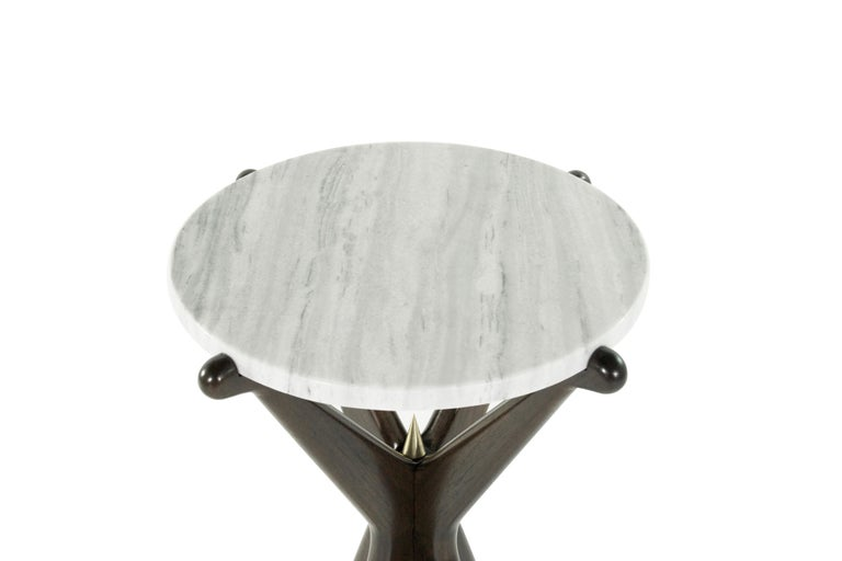 Contemporary Gazelle Collection Cigar Table For Sale