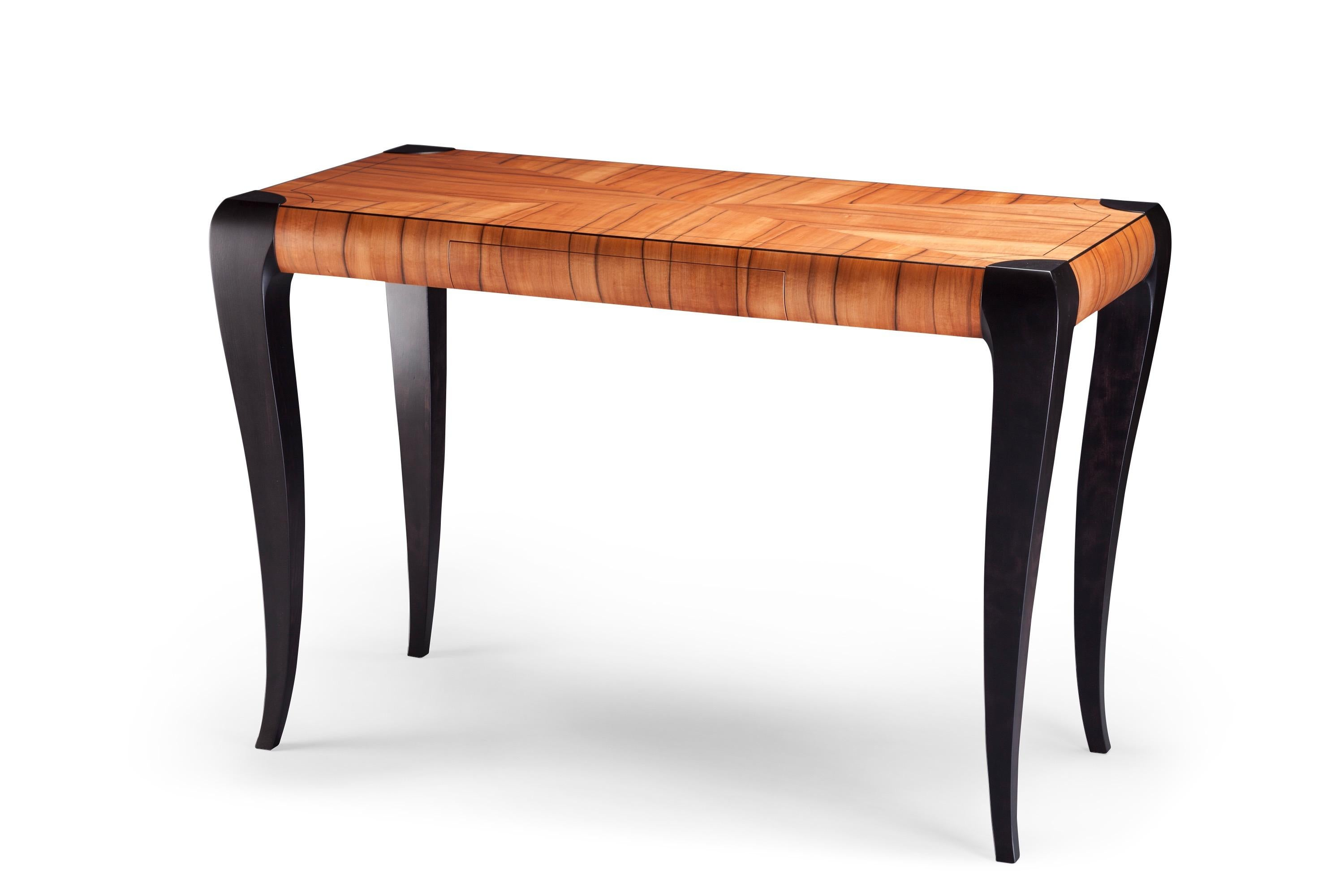 Gazelle Console Table In Stock Contemporary Sofa Table In Art Deco Style
