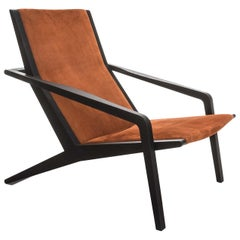Gazzella Orange Armchair