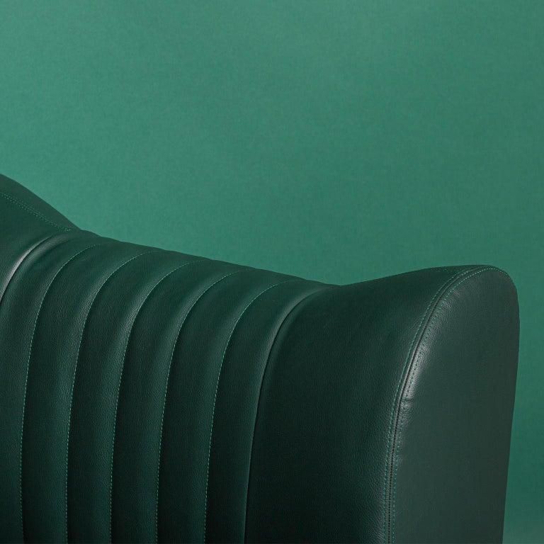GDA Gentlemen Driving Armchair Spinzi Design  6